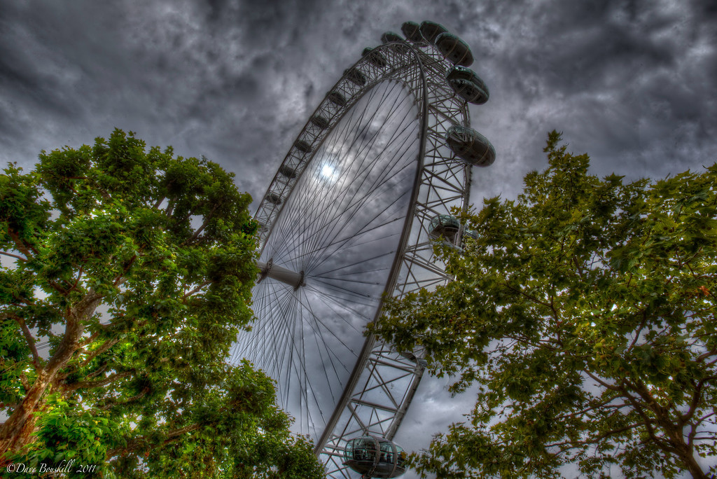 London_Eye_HDR_England_UK