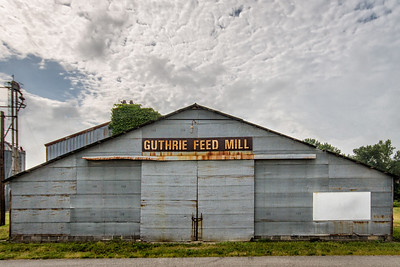Guthrie Feed Mill