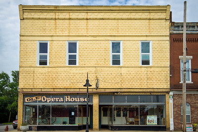 Ole Opera House in Guthrie