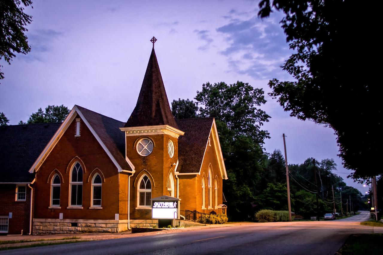 Guthrie Methodist Church