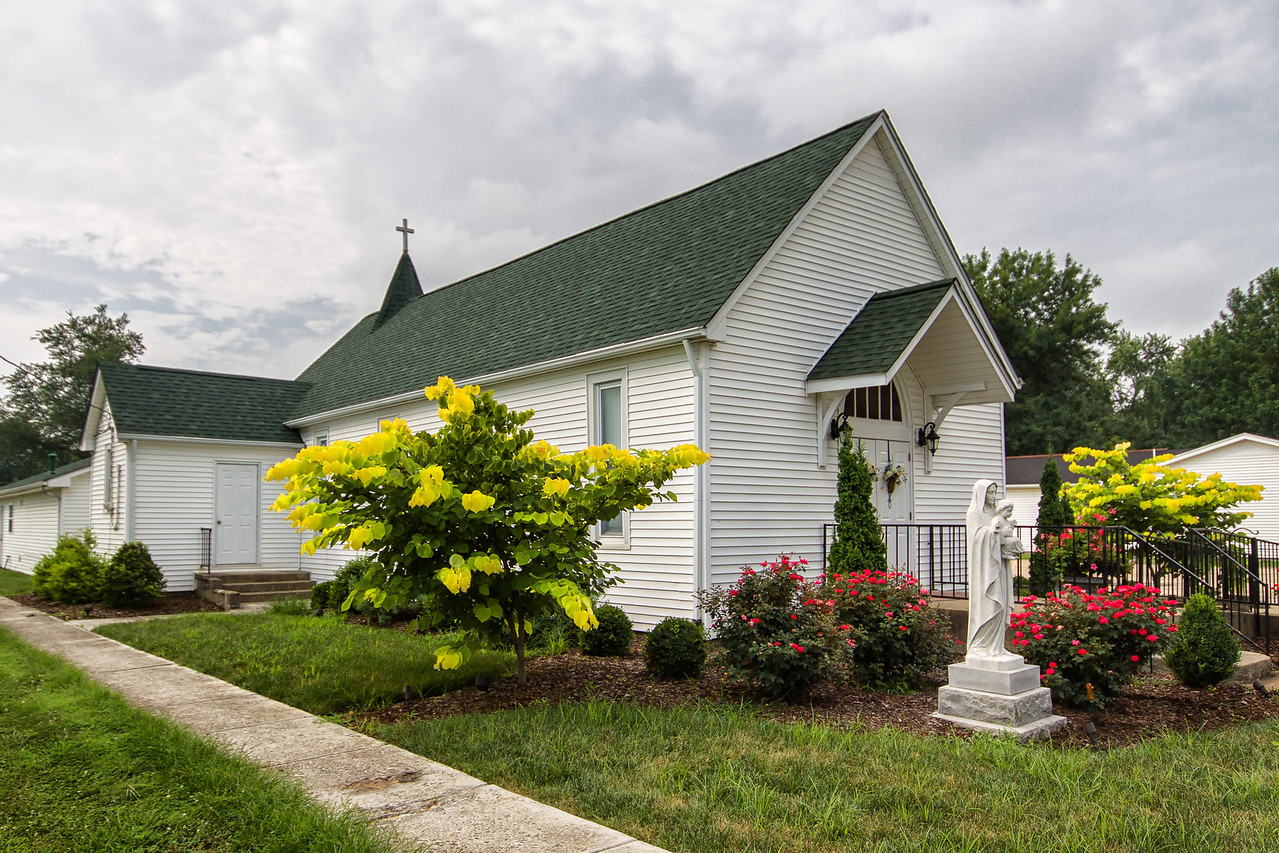 Guthrie Catholic Church