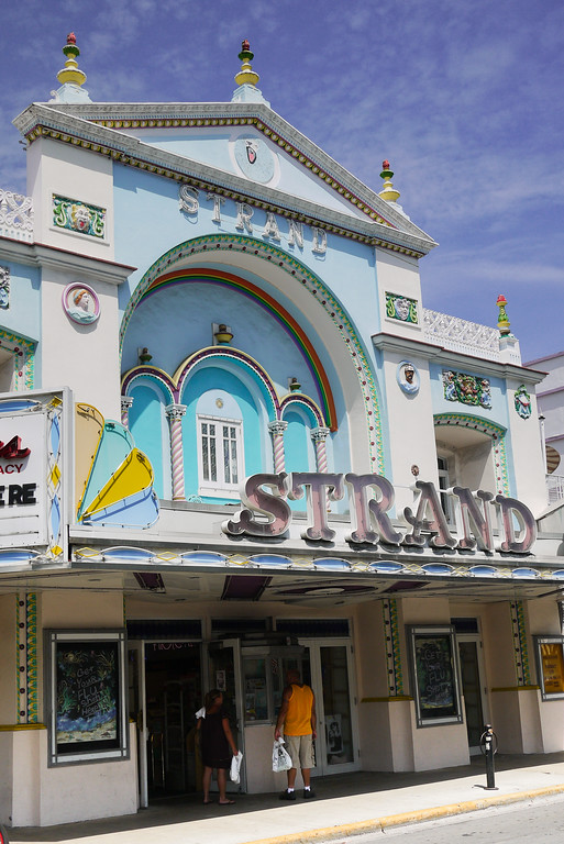 The Strand, Key West, Florida
