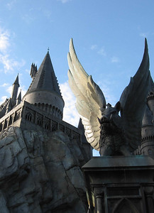 Hogwarts Castle at the Wizarding World of Harry Potter, Universal Studios Orlando
