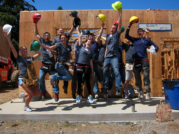 Habitat for Humanity, Portland