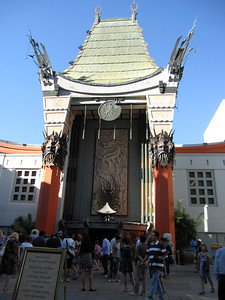 Grauman's Chinese Theatre Hollywood