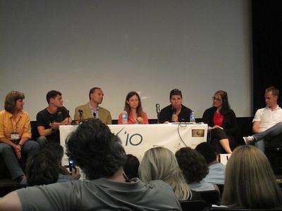 SEO Panel Discussion at TBEX