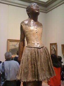 Degas Ballerina Statue