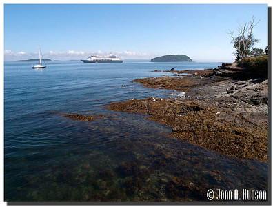 2946_J9252403-Maine : Bar Harbor coastline, Mount Desert Island
