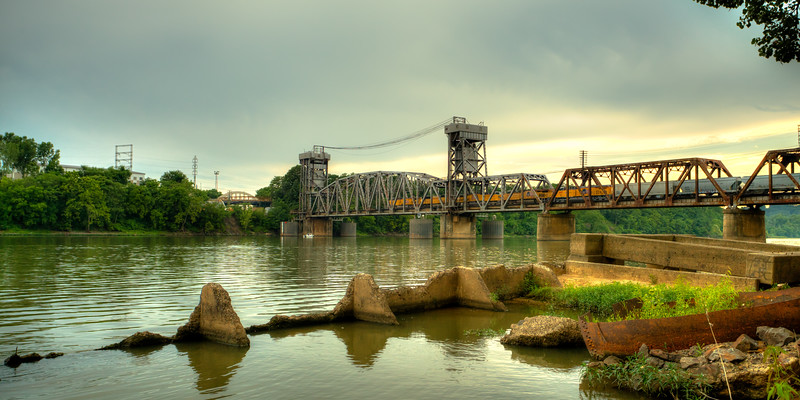 Little Rock Railroad Bridges
