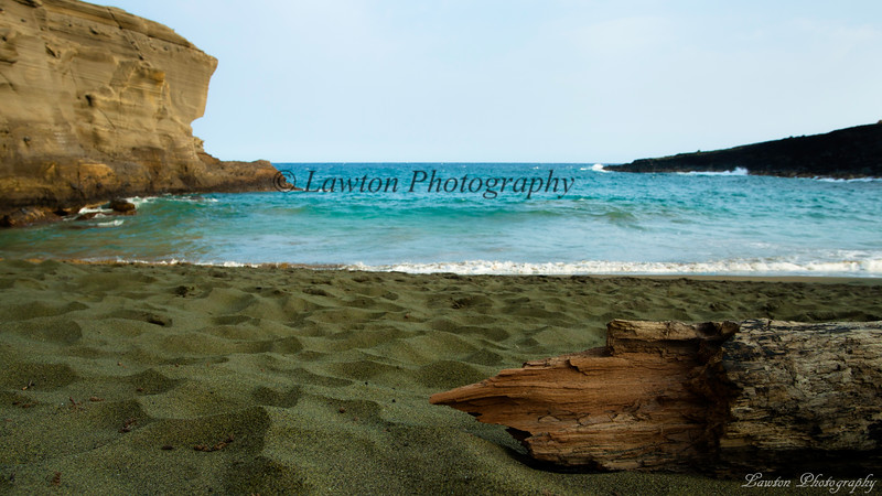 Green Sands Beach