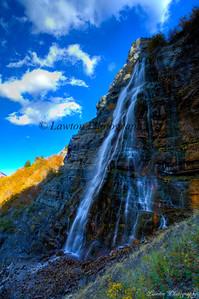 Bridal Veil Falls in Autumn