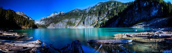 Blanca lakeside