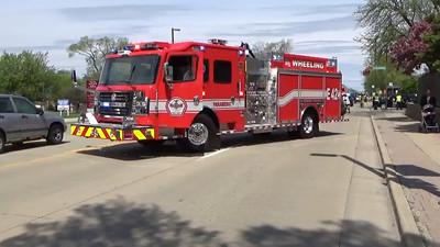 Wheeling Engine 42