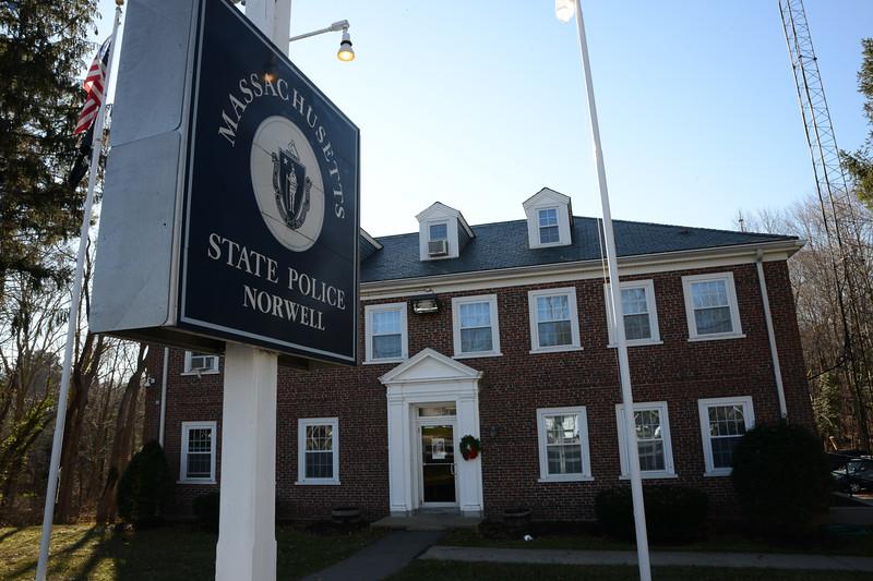 State Police Norwell Barracks - 12072017