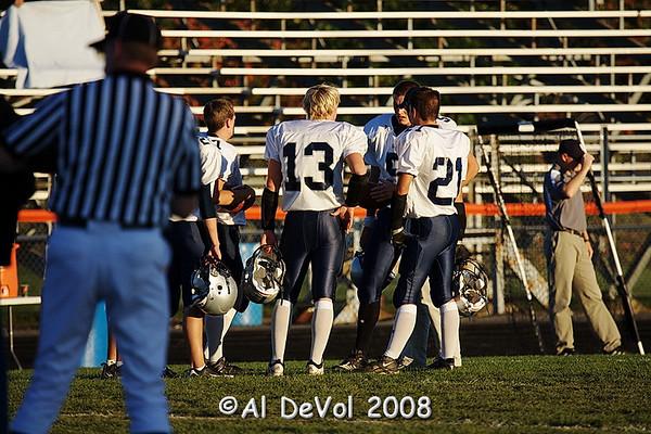 Unity Christian Football 2008