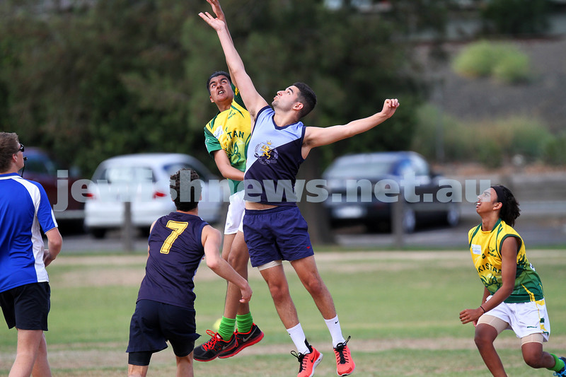 16-3-14. Unity Cup 2014. J J Holland Reserve, Kensington. Mt Scopus v Pakistan. Photo: Peter Haskin