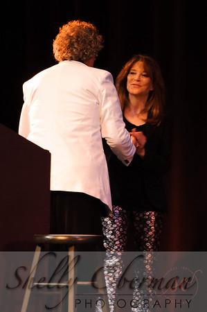 Marianne Williamson Visit to Edmonds, WA 6-30-18