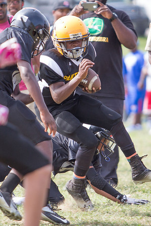 Laurel Jamboree:  Randallstown Panthers and East Side Raiders