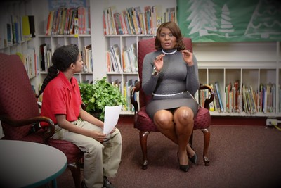UWP @ WHES 1st Interview December 16, 2015