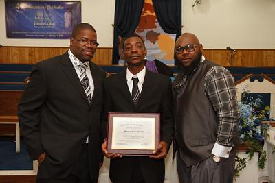 Deacon Sammie Johnson Appointment