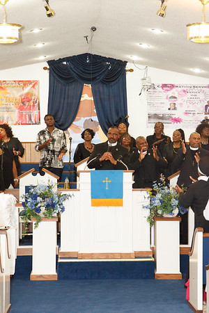 Unity Ordination Service June 25, 2017