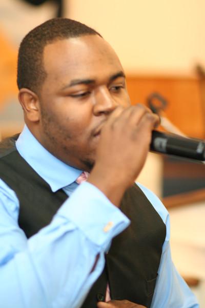 Fifth Sunday - 2012-09-30