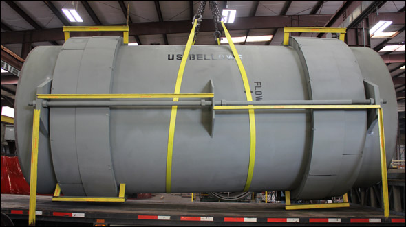 Tied Universal Expansion Joint (#112694 - 03/12/2012)