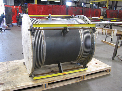 Tied Universal Expansion Joint (#108899) - 01/05/2013)