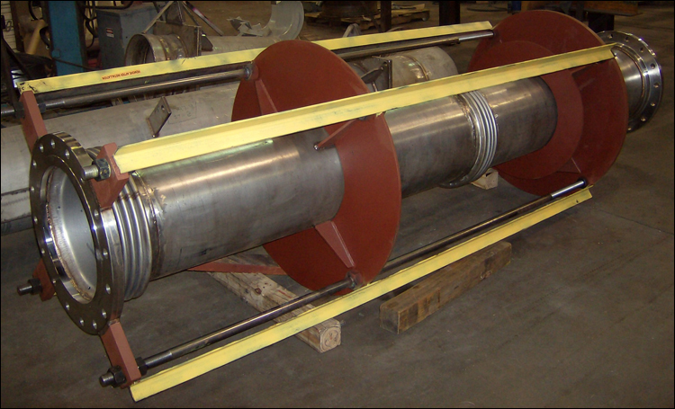 """10""""-16"""" Tied Universal Expansion Joints for a Nitrogen Plant (#92353 - 10/24/2007)"""