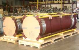 """28"""" and 32"""" Tied Universal Expansion Joints (12/28/2001)"""