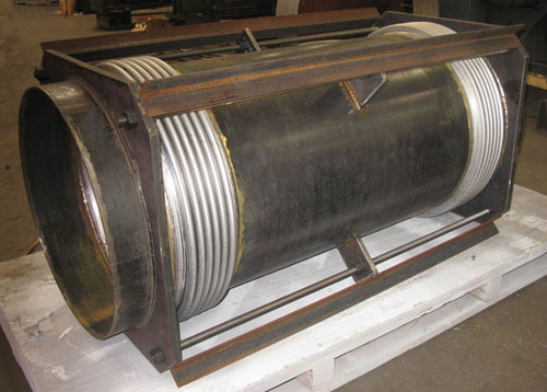 Universal Expansion Joint  (#113751 - 09/10/2012)