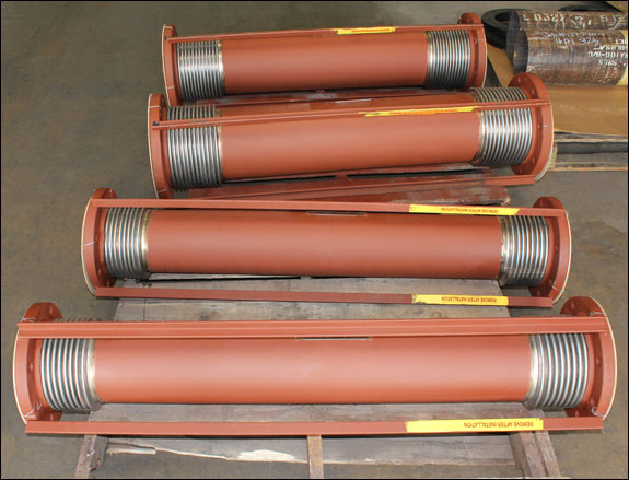 Universal Expansion Joints (#127240 - 05/12/2014)