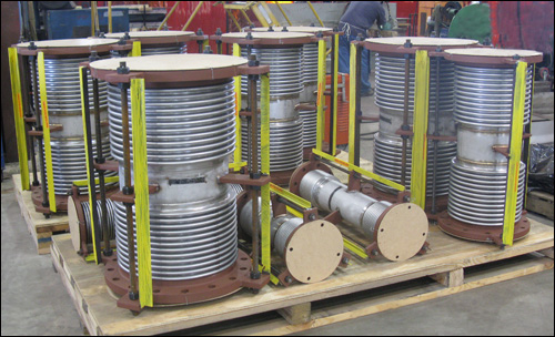 Tied Universal Expansion Joints (#108815 - 03/31/2013)