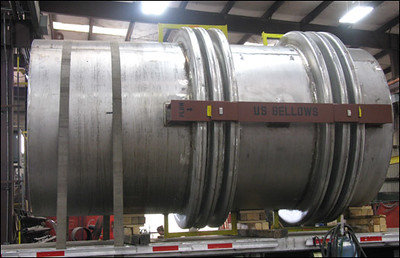 Universal Flanged and Flued Head Expansion Joint(#110493 - 06/13/2011)