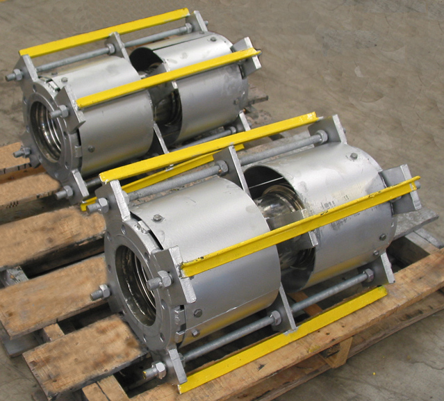 """6"""" Diameter Tied Universal Expansion Joints (09/12/2003)"""