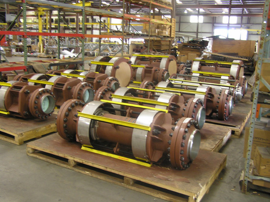 Misc expansion joints for an oil refinery in Araq 20060816 (MD)