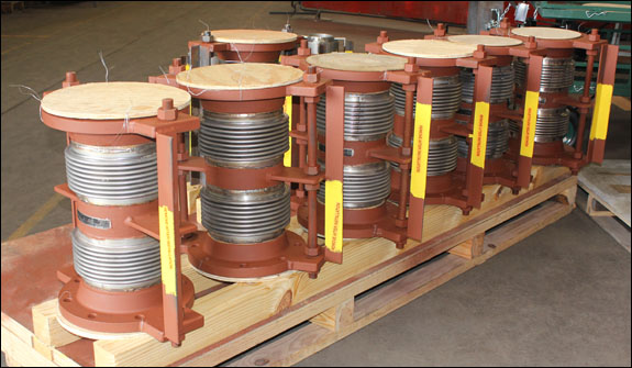 Tied Universal Expansion Joints (#139556 - 05/17/2015)