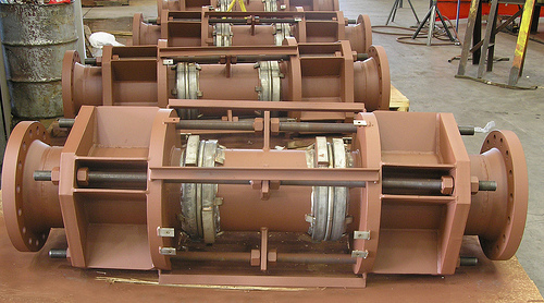 Universal Expansion Joints for an Engineering and Construction Company (PT&P Ref #85290) 8/16/2006