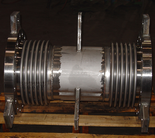"U.S. Bellows Designed 12"" Universal Expansion Joints (#91578 - 02/07/07)"