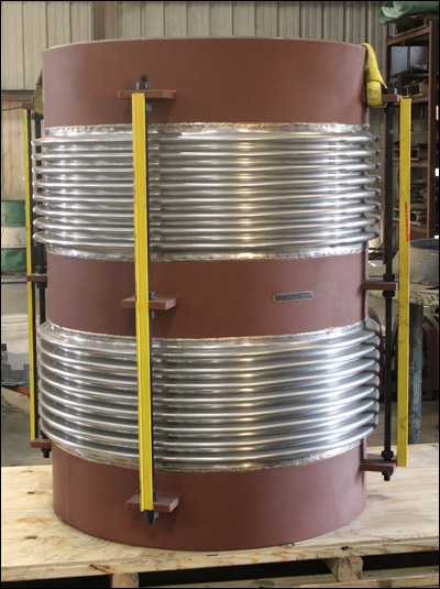 Tied Universal Expansion Joints with Control Rods (#115593 - 07/09/2012)