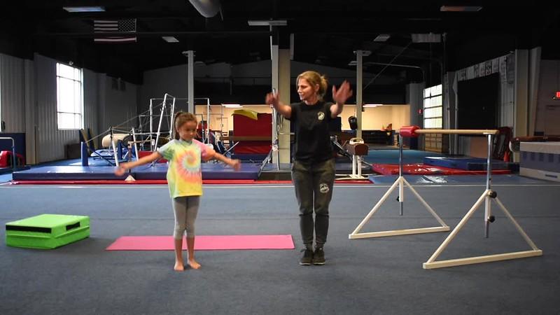Vikki-Gia-Toddler Gym