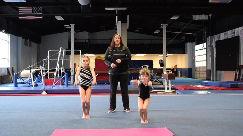 Beginner Gymnastics Week 2