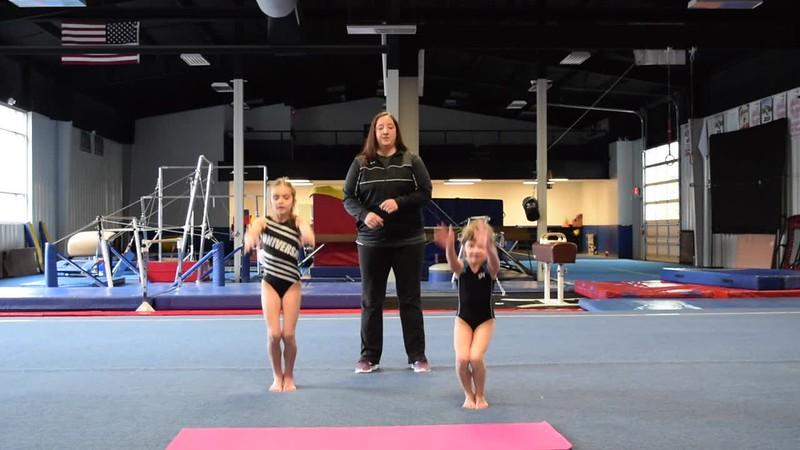 Girls Gold Team Week 2