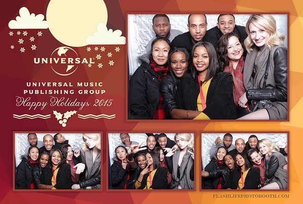 Universal Music Holiday Party