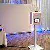Infinite Foto Kiosk, white screen