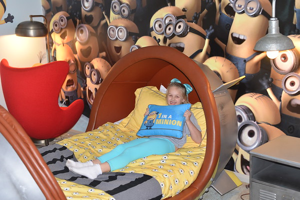Universal and Disney Jan 2016