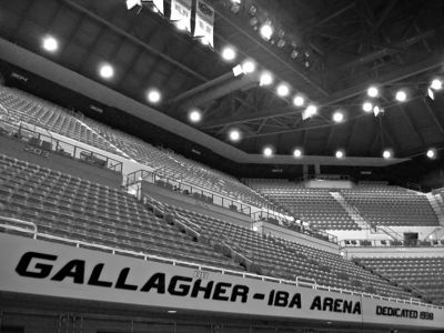 Gallagher-Iba Arena