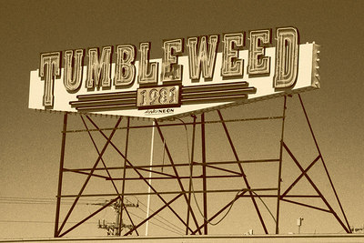 Tumbleweed Stillwater, Ok.
