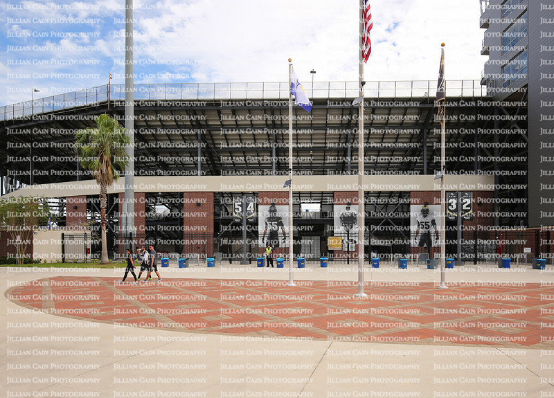 University of Central Florida's Stadium prior to the Austin Peay Governors vs. UCF Knights football game.
