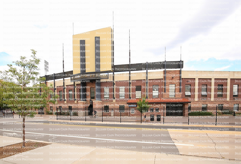 Folsom Field is an outdoor football stadium located on the campus of the University of Colorado, Boulder.